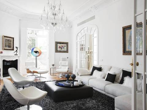 PAL1TRI0013 Renovated old Majorcan palace for sale in the best area of the city, Palma Old Town