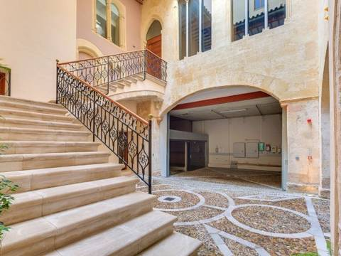 PAL1W-026VM3 Apartment for sale in Palma Old Town - duplex totally refurbished
