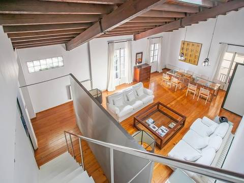 PAL1W00A8G2 Penthouse apartment for sale in Palma Old Town - with private terrace