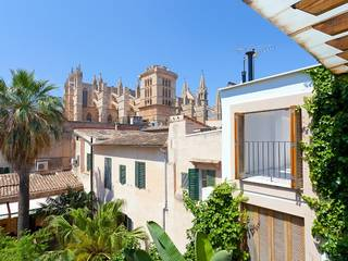 Large town house with panoramic views and stylish interior in Calatrava, Palma