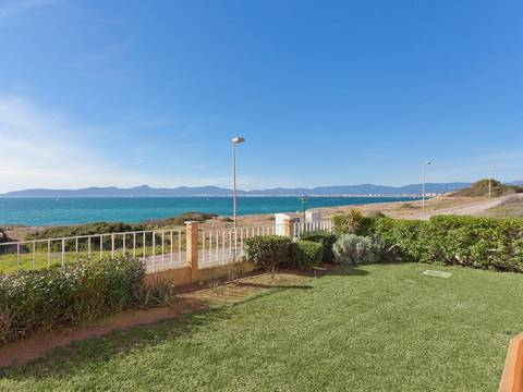 PMOLLU1033 Modern ground floor apartment with direct access to the beach in Son Veri