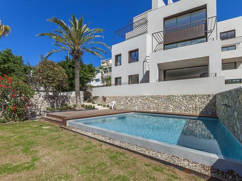 PMOPAL1048 Wonderful ground floor apartment in a brand new residential community in Palma