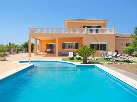 PMOPAL4008 Classic villa with wonderful views of the Tramontana, just 10 minutes from Palma