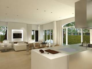 Super modern apartments for sale in Porto Cristo with community pool