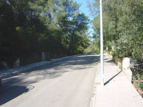 POL0171 Plot for sale with building possibility in Pollensa