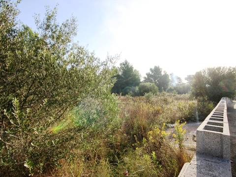 POL0333 Plot of 3.505sqm for sale in exquisit residential area called S´Obac, Pollensa