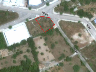 Splendid plot in the industrial area of Pollensa