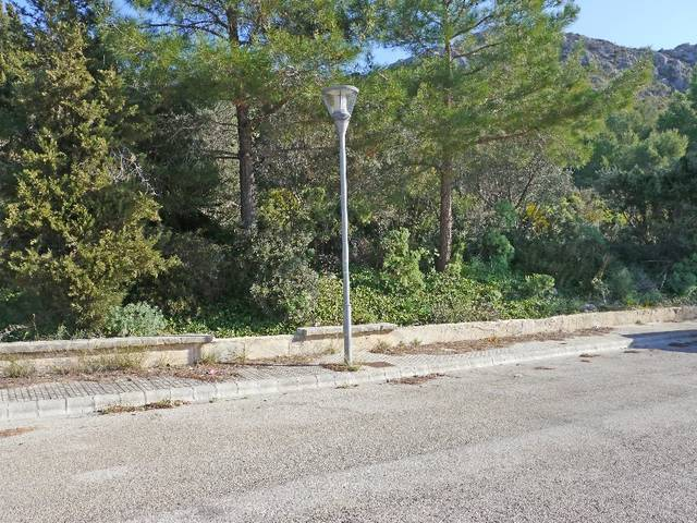 PLOT WITH PROJECT FOR A HOUSE, BONAIRE, ALCUDIA
