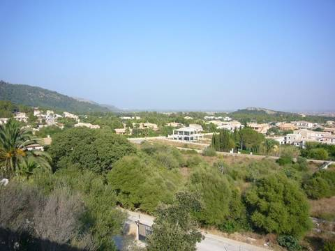 POL0LF91355 PLOT + PROJECT FOR A HOUSE IN S´OBACH, MALLORCA.