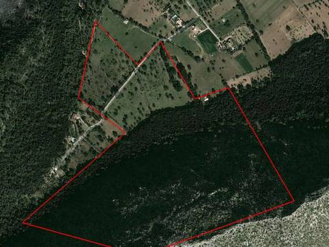 POL0LF91427 Enchanting plot for sale in the most prestigious area Vall de March, Pollensa