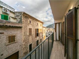 Refurbished apartment with balcony and garage in the heart of Pollensa