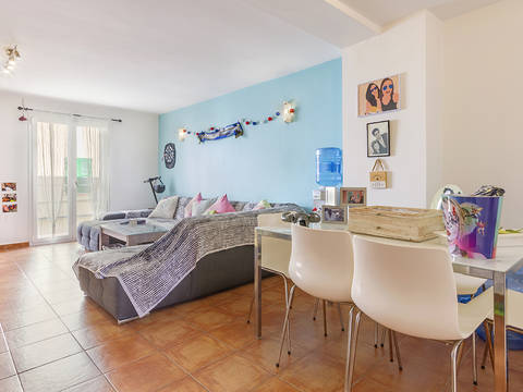 POL11799 Lovely duplex apartment located in the centre of Pollensa old town
