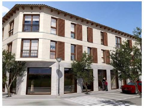 POL1746 Superb investment project in the best location in Pollensa town centre