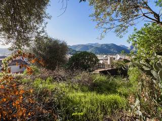 Pollensa town house for sale with huge outdoor area and space to install a pool