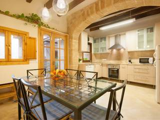 Charming town house with pool and outdoor areas in a central location in Pollensa