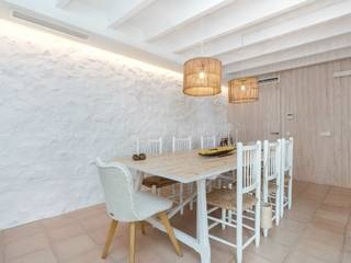 3 bedroom townhouse with patio, just metres from the square in Pollensa