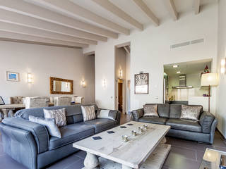 Great opportunity: Superb quality town house with pool in central location in Pollensa