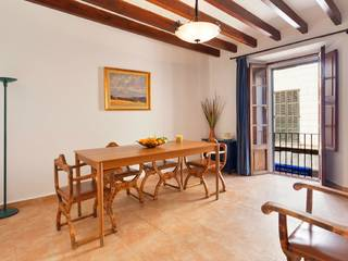 Appealing town house with separate apartment in Pollença
