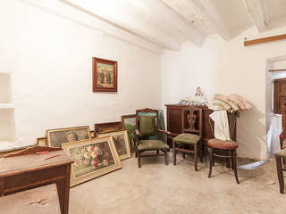 Excellent refurbishment opportunity in Pollença, town house with large garden and garage