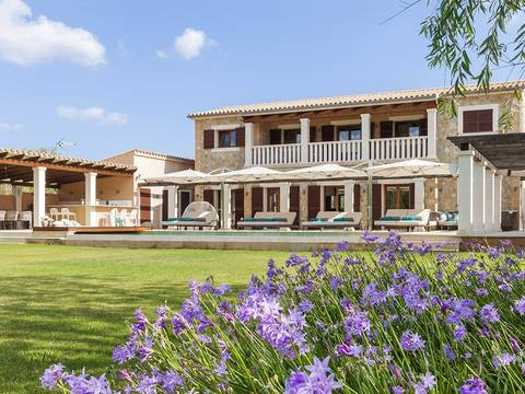 POL40142POL5 Stunning quality finca for sale in charming Pollensa