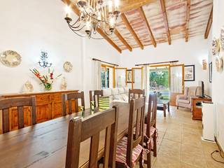 Charming villa with holiday rental license, close to the old town of Pollensa