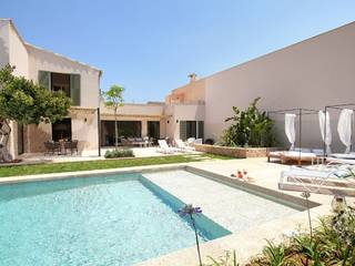 Newly renovated luxury villa with holiday rental license in Pollensa