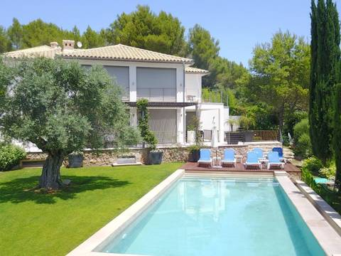 POL4462_TOPVIST Modern property in Mallorca with heated swimming pool