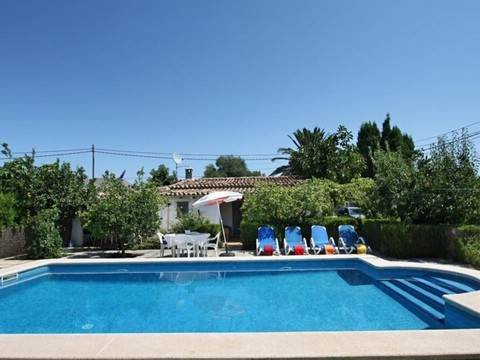 POL50056POL4 Two bedroom villa with rental license for sale near the town of Pollensa