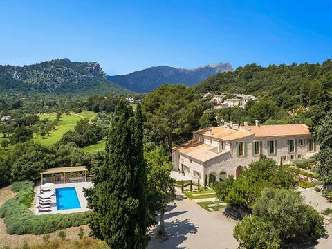 POL5056RMETV Historic finca for sale in superb location in Pollensa
