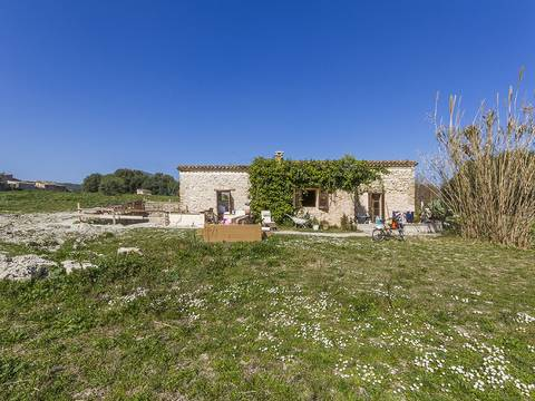 POL52449 Quaint country villa with expansion and renovation potential near Pollensa town