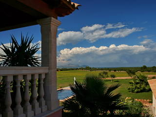 Country home for sale in Santa Margalida with great views