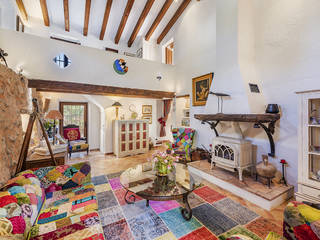 Unique traditional country home with lovely gardens near both Alcúdia and Pollensa towns