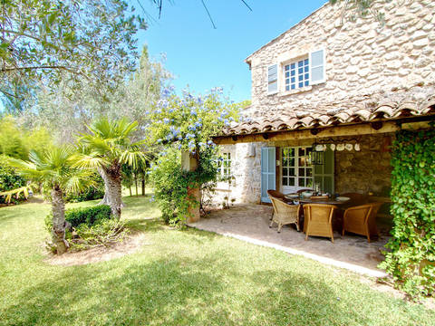 POL5562 Absolutely charming country house in a private and peaceful location near Pollensa town