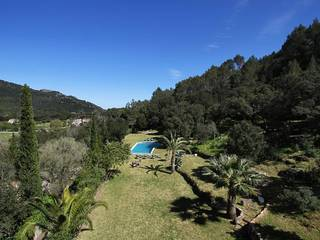 Superb country house for sale in Pollensa with magnificent garden