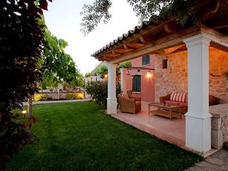 Lovely country villa in a quiet area between Pollensa town and the Port