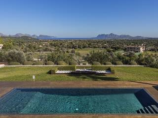 Outstanding country estate in the most prestigious area of Pollensa near the golf course