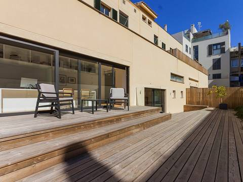 POL6050 Modern style office premises with high quality installations and private terrace in Pollensa