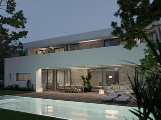 Beautiful luxury villa with swimming pool in the best residential area of Pollensa