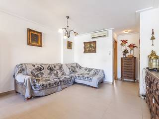 3 bedroom duplex apartment with parking and a communal pool located in Puerto Alcudia