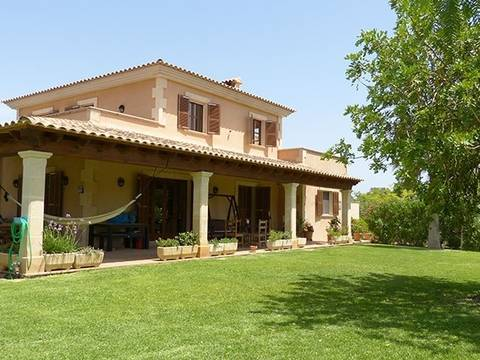 PTC4KSO127 Charming country villa for sale with amazing views to San Salvador, Porto Colom