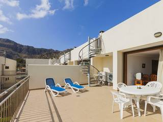 Nice duplex apartment for sale in walking distance to the sea, Puerto Pollensa