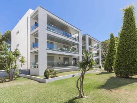 PTP11389 Splendid penthouse for sale near the Pine Walk and the beach in Puerto Pollensa