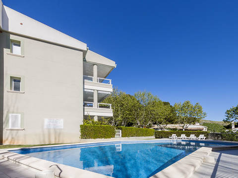 PTP11414PBC Fantastic apartment situated near the peaceful area of the pinewalk, Puerto Pollensa
