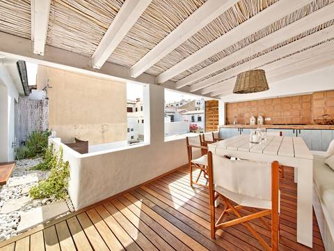 PTP11426 Apartment with fantastic lounge-terrace, minutes from the beach in Puerto Pollensa