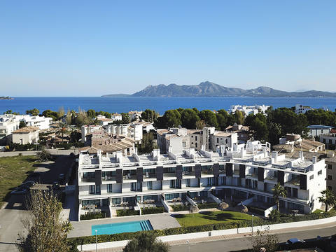 PTP11542PBETV Modern apartments in a residential complex a few metres away from the beach