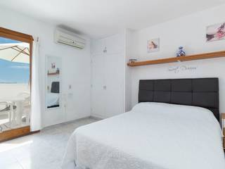 Attractive apartment on 2 levels in a central location near the main square in Puerto Pollensa