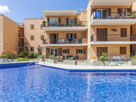 PTP11612PB Ground floor apartment with holiday rental license close to the beach in Puerto Pollensa