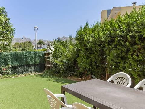 PTP11617 Ground floor apartment with private garden, close to the sea in Puerto Pollensa