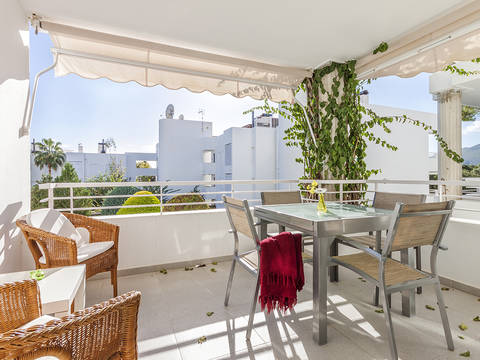 PTP11649 Immaculate apartment in an exclusive community with pools, close to the sea in Puerto Pollensa