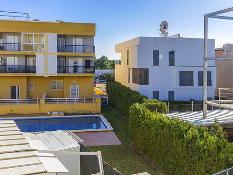 PTP11675 Lovely apartment with communal pool, just moments from the beach in Puerto Pollensa